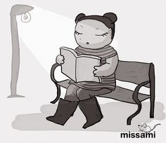 missami leyendo