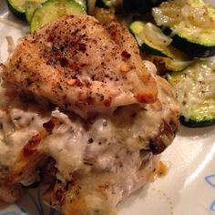 ... Cream cheese stuffed chicken and Cheese stuffed chicken on Pinterest