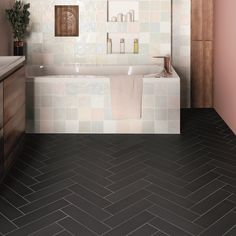 Stromboli Tiles by Equipe. From in Spain +delivery Stromboli, Wall And Floor Tiles, Wall Tiles, Bathroom Tiles Pictures, Bathroom Ideas, Tile Warehouse, Tiles Direct, Outdoor Tiles, Bahia
