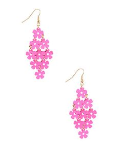 bright pink for summer & only $4 at F21
