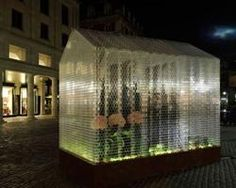 London-based designer Sebastian Bergne was commissioned by LEGO UK to construct a public installation for the 2011 London Design Week. The foundation was built entirely from LEGO bricks and is illuminated at night. London Design Week, London Design Festival, Lego House, Garden Items, Building A Shed, Covent Garden, Lego Brick, Legos, Lego Lego