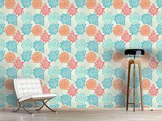 Design #Tapete Mandala Träume