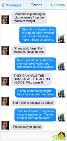 "These 'Texts From Superheroes' Are Loki Hysterical – Memebase – Funny Me… These ""Texts of Superheroes"" Are Loki Hysterical – Memebase – Funny Memes Funny Marvel Memes, Dc Memes, Superhero Texts, Texts From Superheroes, Dark Humour Memes, Funny Text Messages, Marvel Dc Comics, Loki Marvel, Star Wars Humor"