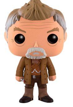 Cabezón The War Doctor 9 cm. Dr. Who. Línea POP! Television. Funko  Estupendo y simpático cabezón del personaje The War Doctor de 9 cm, uno de los personajes de la exitosa serie de TV el Dr. Who. Un fantástico cabezón fabricado en vinilo y por supuesto 100% oficial y licenciado.