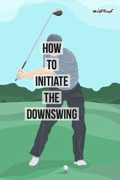 Often overlooked, but critical to taking your golf swing to the next level. The Transition. golf Better Ballstriking: The Transition Golf Downswing, Play Golf, Disc Golf, Golf Mk3, Golf Putting Tips, Best Golf Clubs, Golf Instruction, Golf Exercises, Stretching Exercises