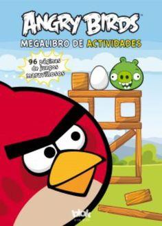 Angry Birds. El mega libro de actividades