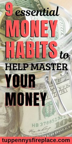 the best money habit ideas for you to be successful. Don't take on bad habits, follow these smart money habits to get debt free. Successful people love frugal living and have their personal finances and finance habits in tip top condition. Be them!