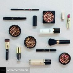 #GiordaniGold essentials  #oriflameromania #thingsorganizedneatly #makeup #Regrann  from @oriflameromania