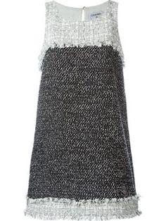 bouclé short dress $3,207 #Farfetch #womensfashion #ShoppingSale