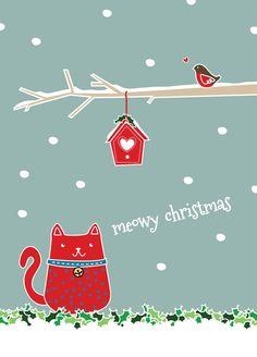 meowy christmas =^..^=