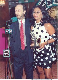 Lolita y Andrés Aberasturi. Temporada 1992-1993