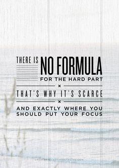the hard part....is the breakthrough part.     www.SadieNardini@gmail.com