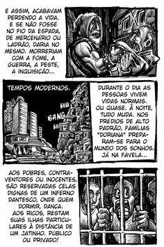 Quadrinhos Inquietos: ESCURO 4 de 6