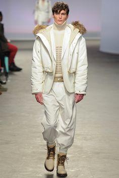 Topman Design Otoño Invierno 2013 ¿Colección para una expedición al Polo?