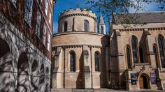 Round nave of Temple Church (Credit: Credit: Amanda Ruggeri)