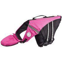 Dog Flotation Jacket in Pink