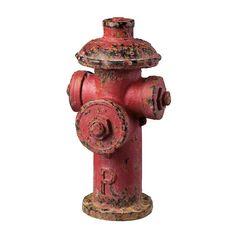 Fire Hydrant Décor