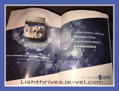 LE-VEL's NEW ONE of a kind cutting edge product that will keep you ONE step ahead, EXPAND! COGNITIVE POWER (nootropic)! Feb 20th! #expand www.gethealthythrive.com