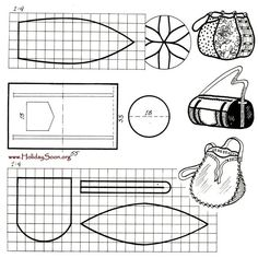 How to sew a travel bag with his hands - the three models Leather Bag Pattern, Sewing Leather, Leather Craft, Diy Bags Patterns, Purse Patterns, Crea Cuir, Leather Working Patterns, Diy Handbag, Leather Carving