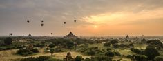 Myanmar is a hidden jem in South East Asia. Beautiful landscapes, nature and friendly people.