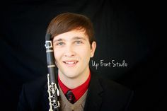 Fan favorite for the Kyle's Headshot Session!   © 2012 Up Front Studio