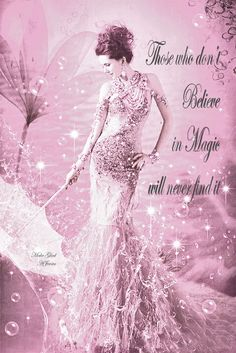 Magic is an awesome part of life...Only Believe ~ created by Jovita