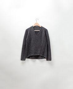 Пуловер Wake Бруклин Твид | subvert | субверт