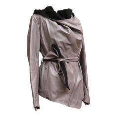 Tigha lammfell mantel