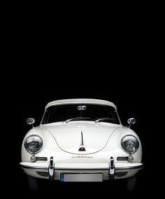 — 1961 Porsche 356B 1600 Super 90 Coupe