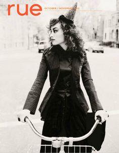Rue Magazine - Oct 2012