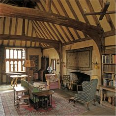 Great Dixter historic pictures England