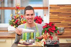 Super krémy do cukroví: Jiné, než znáte! Christmas Sweets, Christmas Baking, Eastern European Recipes, Holiday Cookies, Food And Drink, Table Decorations, Anna, Chocolate Candies, Food