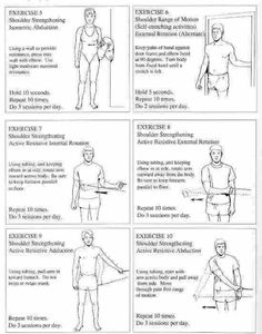 Hopefully this prevents my shoulder from falling off in season....Rotator cuff exercises for rehab and prevention
