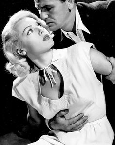 THE POSTMAN ALWAYS RINGS TWICE - Lana Turner and John Garfield
