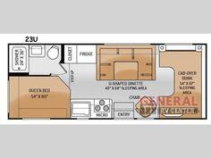 Born Free Jewel 2015 21 Floor Plan Campering