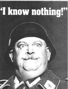 *Hogan's Heroes~too funny. Tv Retro, Hogans Heroes, Cinema, Old Shows, Vintage Tv, My Childhood Memories, Thing 1, Funny Love, Classic Tv