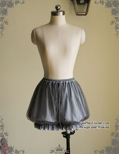 fanplusfriend - NEW RELEASED SALE: Strings Cantabile, Gothic Lolita Puffy Double-Layer Basic Short Bloomers*2colors Instant Shipping, $20.25 (http://www.fanplusfriend.com/strings-cantabile-gothic-lolita-puffy-double-layer-basic-short-bloomers-2colors-instant-shipping/)