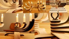 design house stockholm candle holder - Google Search