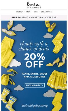 Boden - Deals Galore