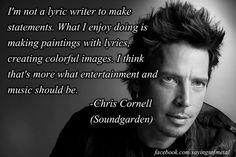 ~ I <3 Chris Cornell ~