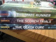 And add The Kill Order for The Maze Runner Series by James Dashner