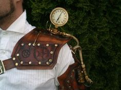 http://www.etsy.com/listing/52266137/steampunk-leather-power-pauldron