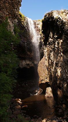 Cascade du Deroc - #Aubrac - #Lozere #Waterfall