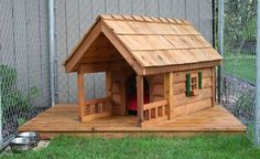 Dog House Porch