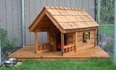 Dog House Porch