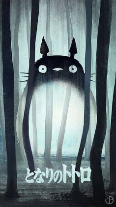 Totoro! - Vincent Belbari