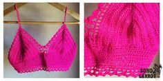 Top crochet verano 15