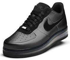 Nike Air Force 1 Foamposite 'Black Friday'
