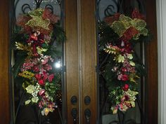 My door wreaths