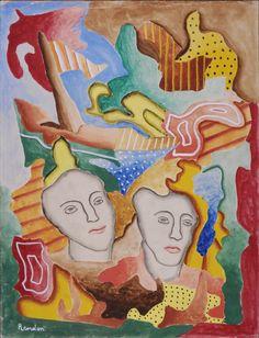 Manuel Rendón.-pintor ecuatoriano